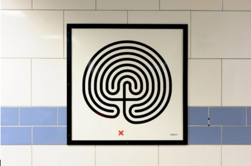 Bal, T. (Photographer). (n.d.). Labyrinth by Mark Wallinger, 2013. Retrieved from https://art.tfl.gov.uk/projects/labyrinth/ numPostamp;autocompleteText=&archive=0&action=projects_loop_handler