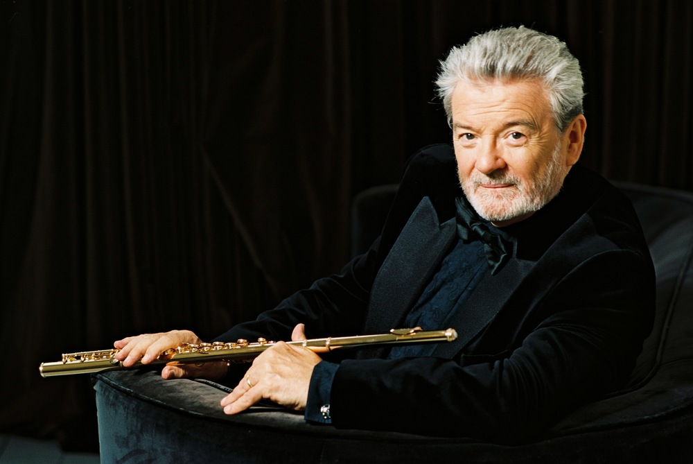 SIR JAMES GALWAY  flute