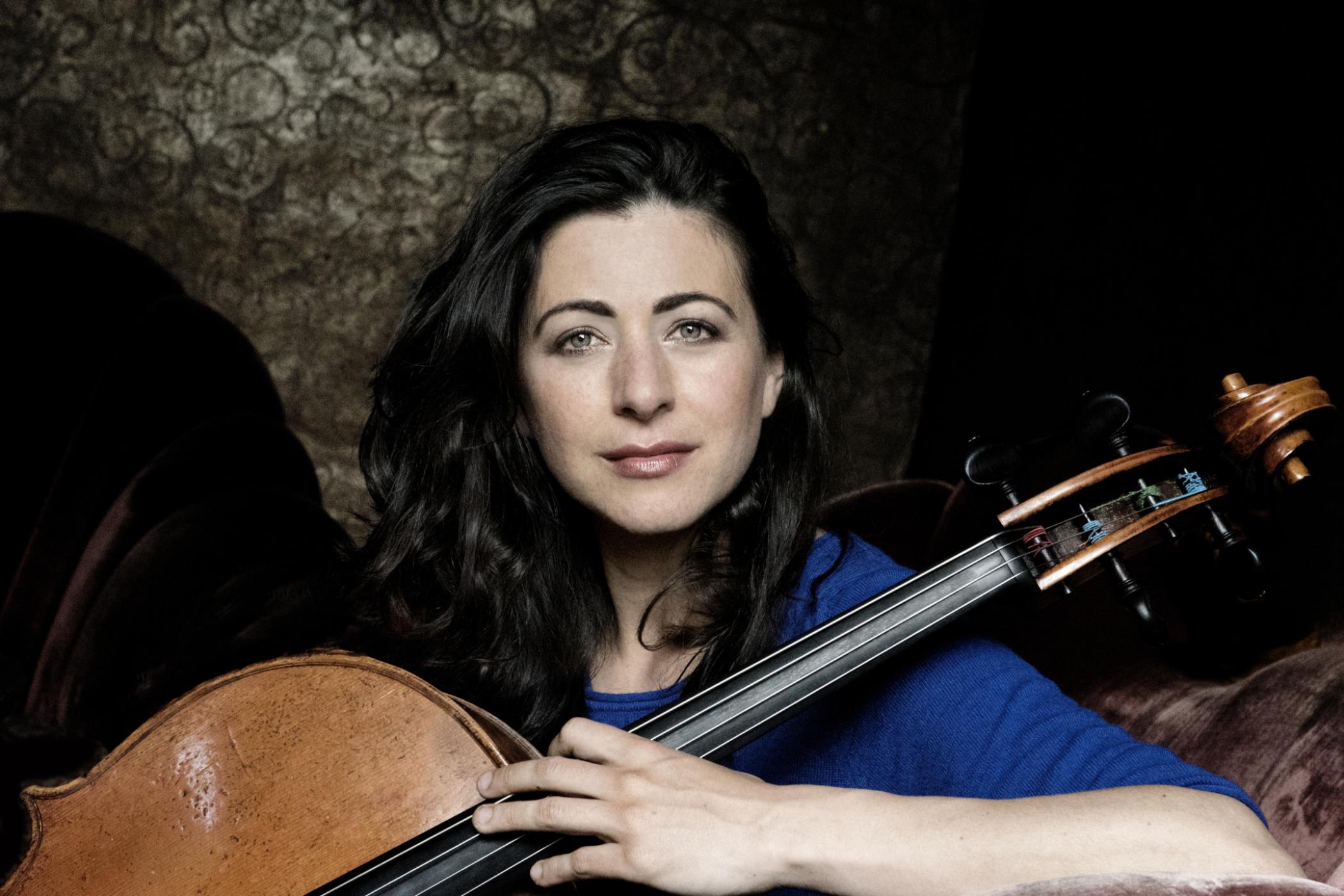 NATALIE CLEIN     cello