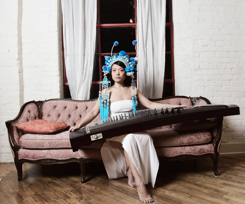 WU FEI   guzheng and vocalist