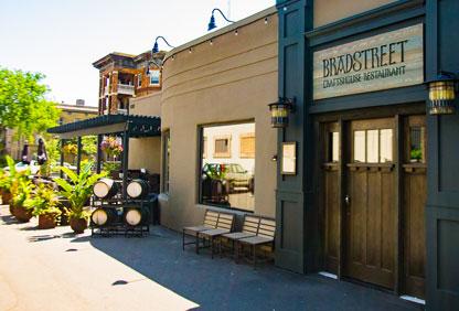 Bradstreet entry