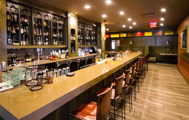 Bradstreet bar