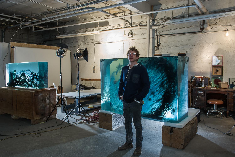 Dustin Yellin | Pioneer Works