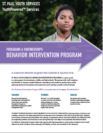 Download our One-Pager to see how this program can benefit your school.