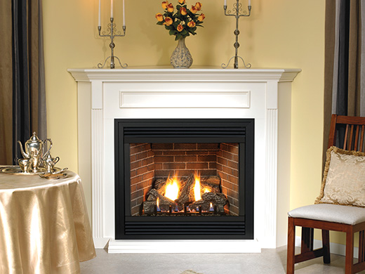 American Hearth Madison Premium Direct Vent Gas Fireplace