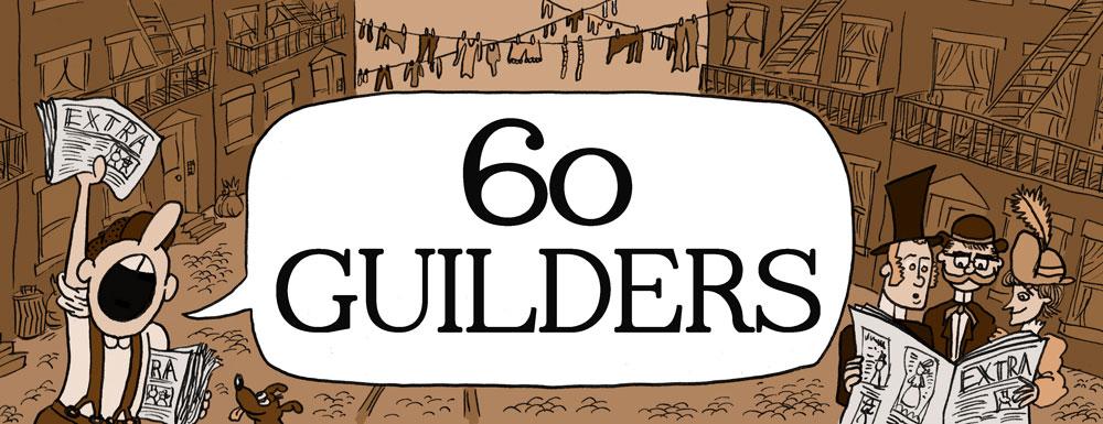 60 GUILDERS