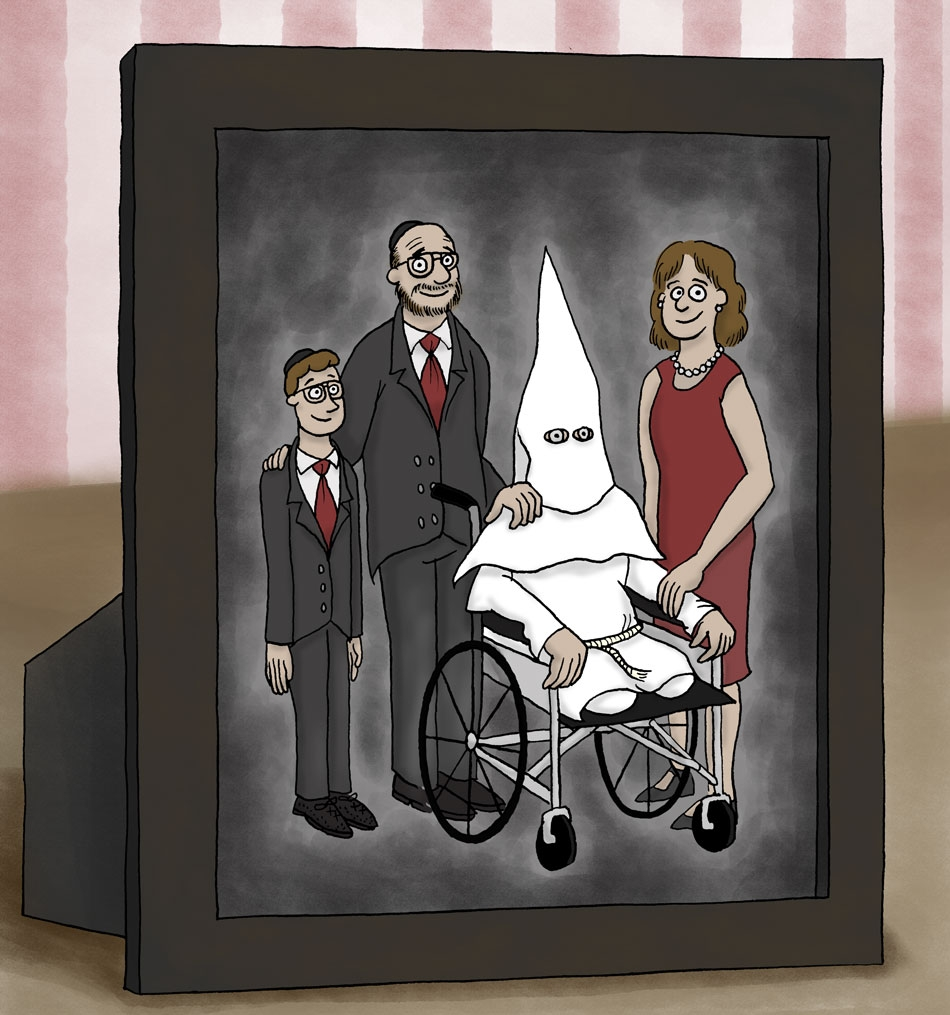 THE RABBI AND THE KKK