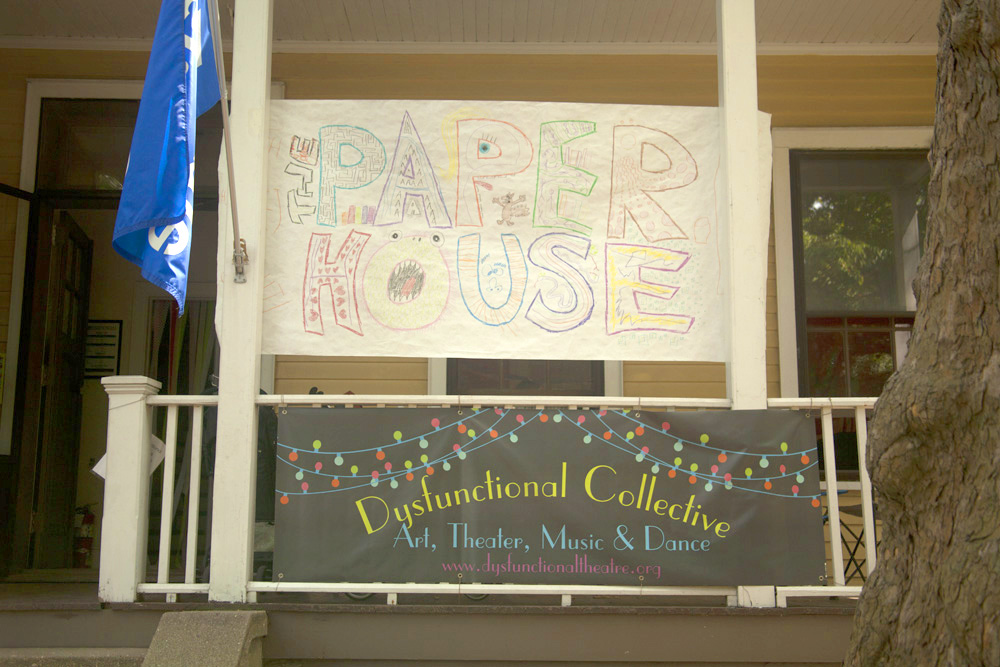 PAPER HOUSE 2015