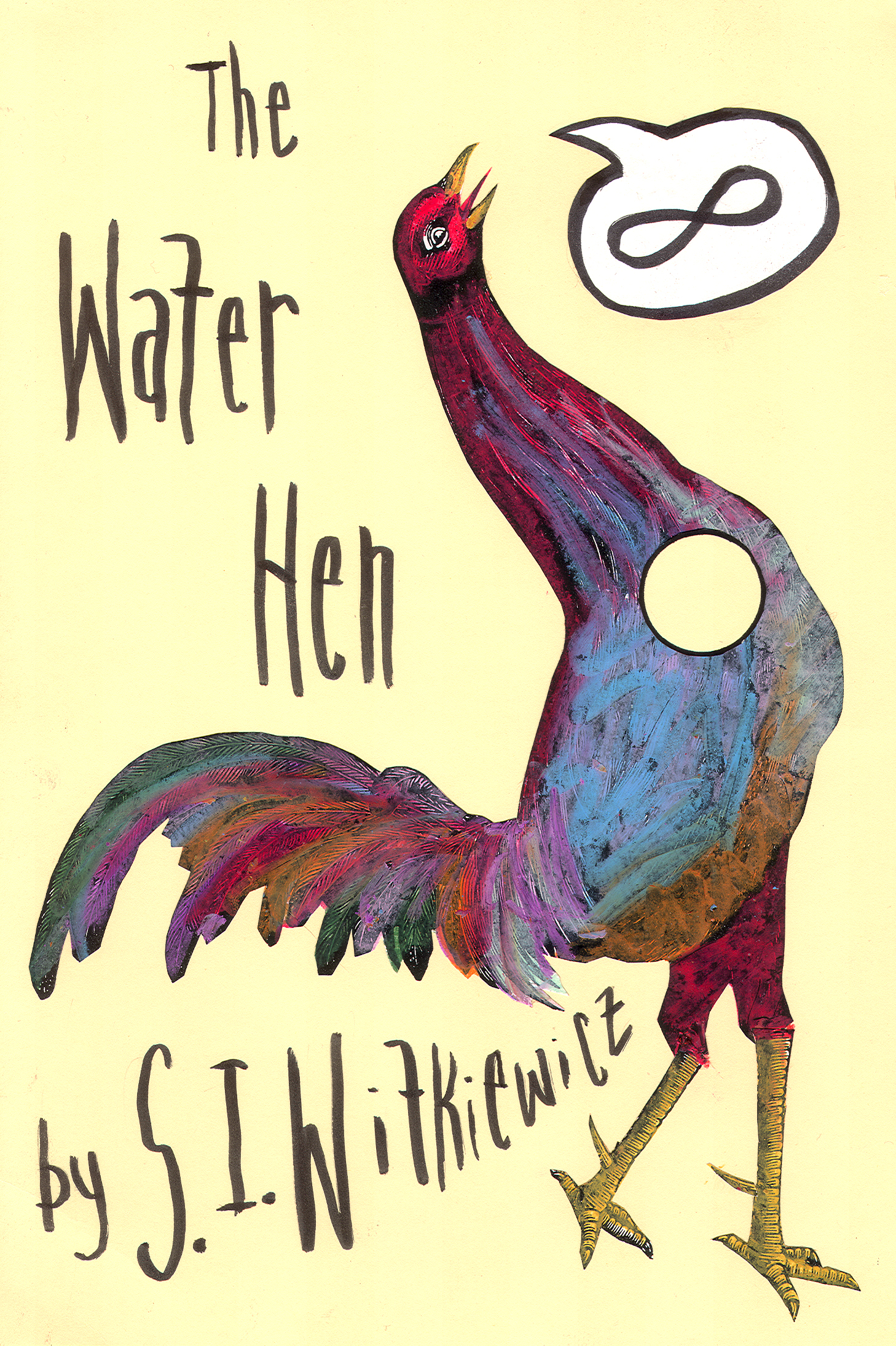THE WATER HEN