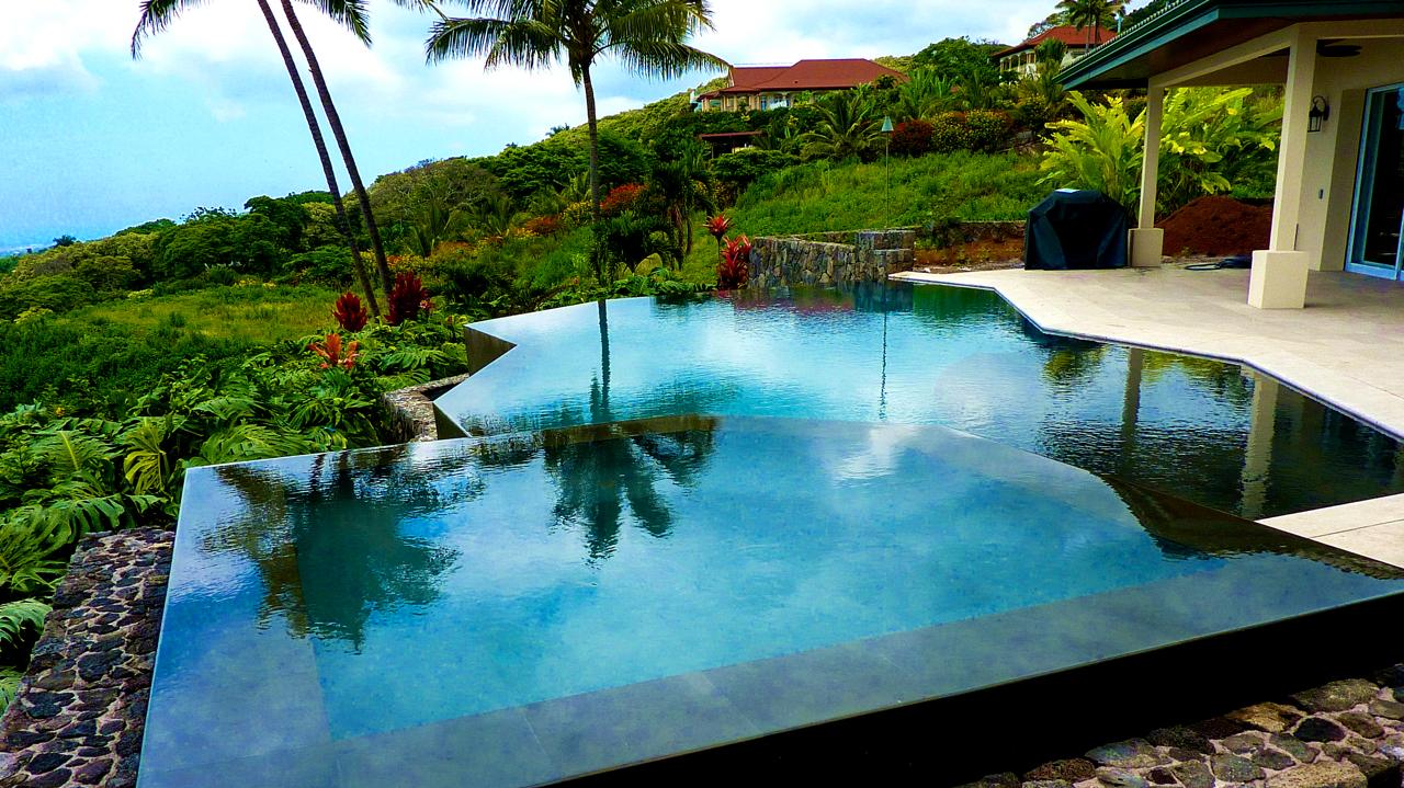 Pool and Spa Design and Build_Kona Hawaii_Bolton Inc