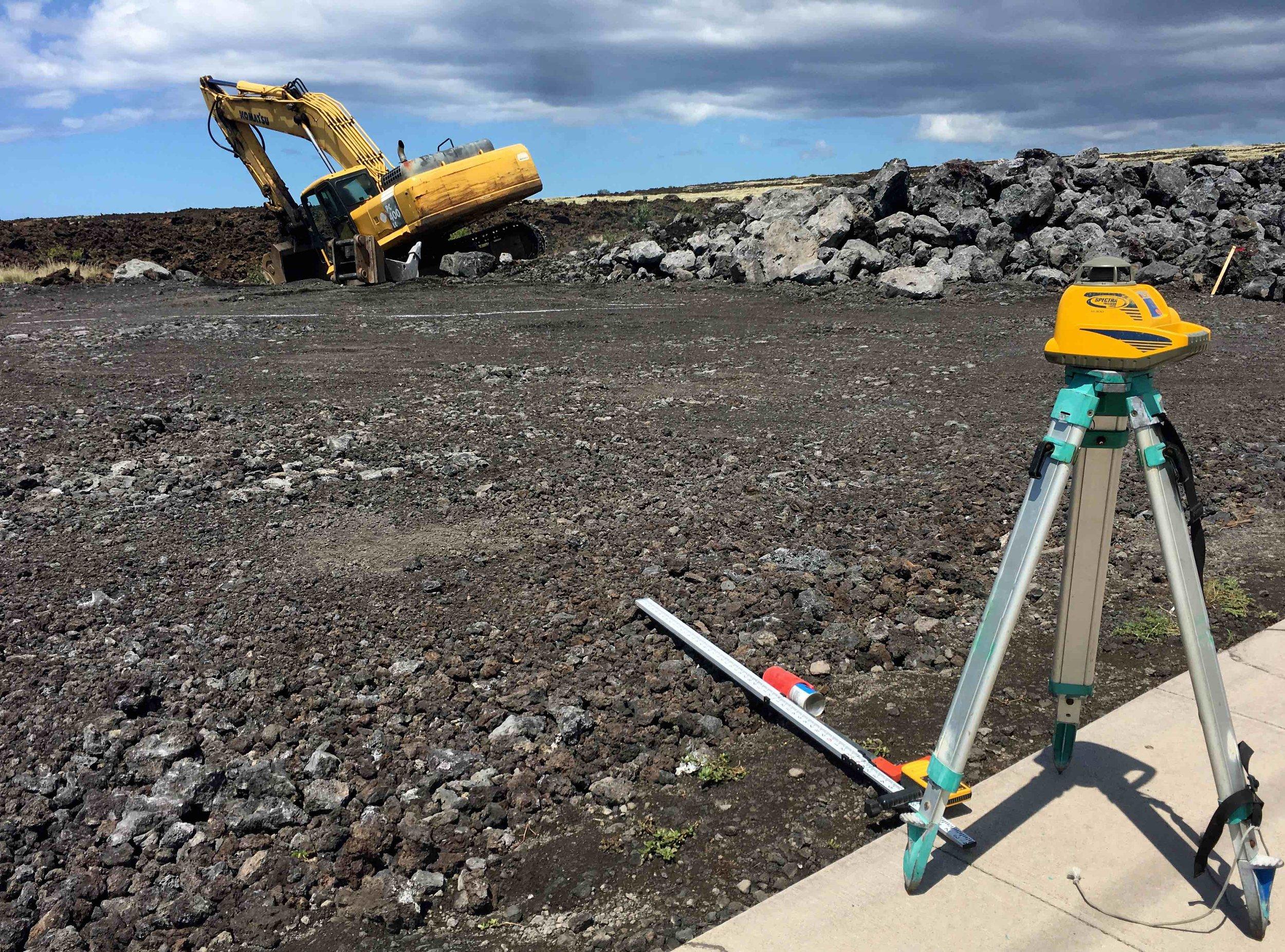 Surveying services Kona Hawaii