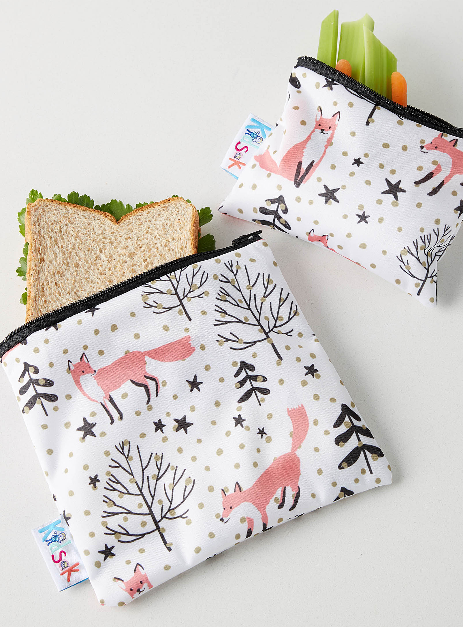 Reusable Snack Bags,  Simons.ca