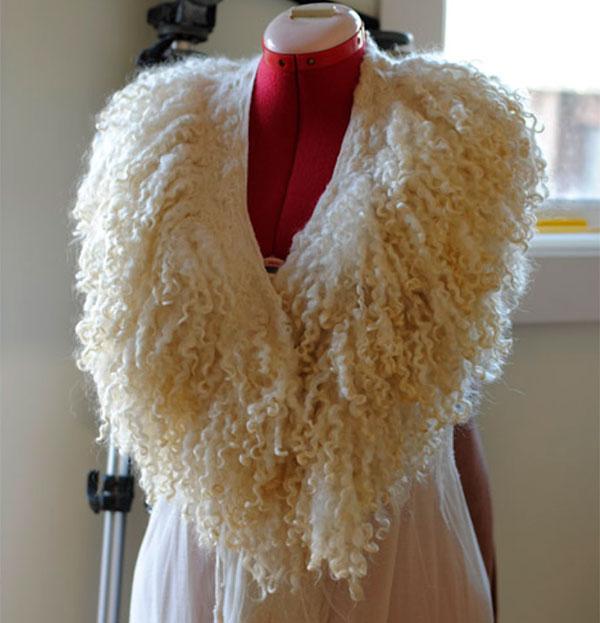 Garment by Patricia Briceño