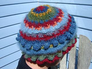 Hat by Charmaine Kieger