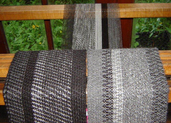 Weaving by Charmaine
