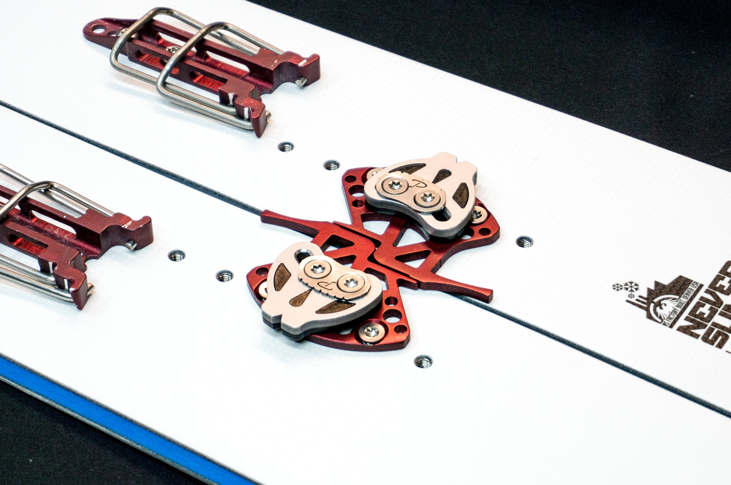 "Easy stance adjustments.   Our Split and 3-In-One Board Cleats are easy to mount and are adjustable to allow for +30 to -30 degree stance angles. Stance widths are also adjustable in 1/2"" increments. With our new fixed angle Solo Cleats, we have reduced the cleat part count by 35% and cut the cleat weight in half."