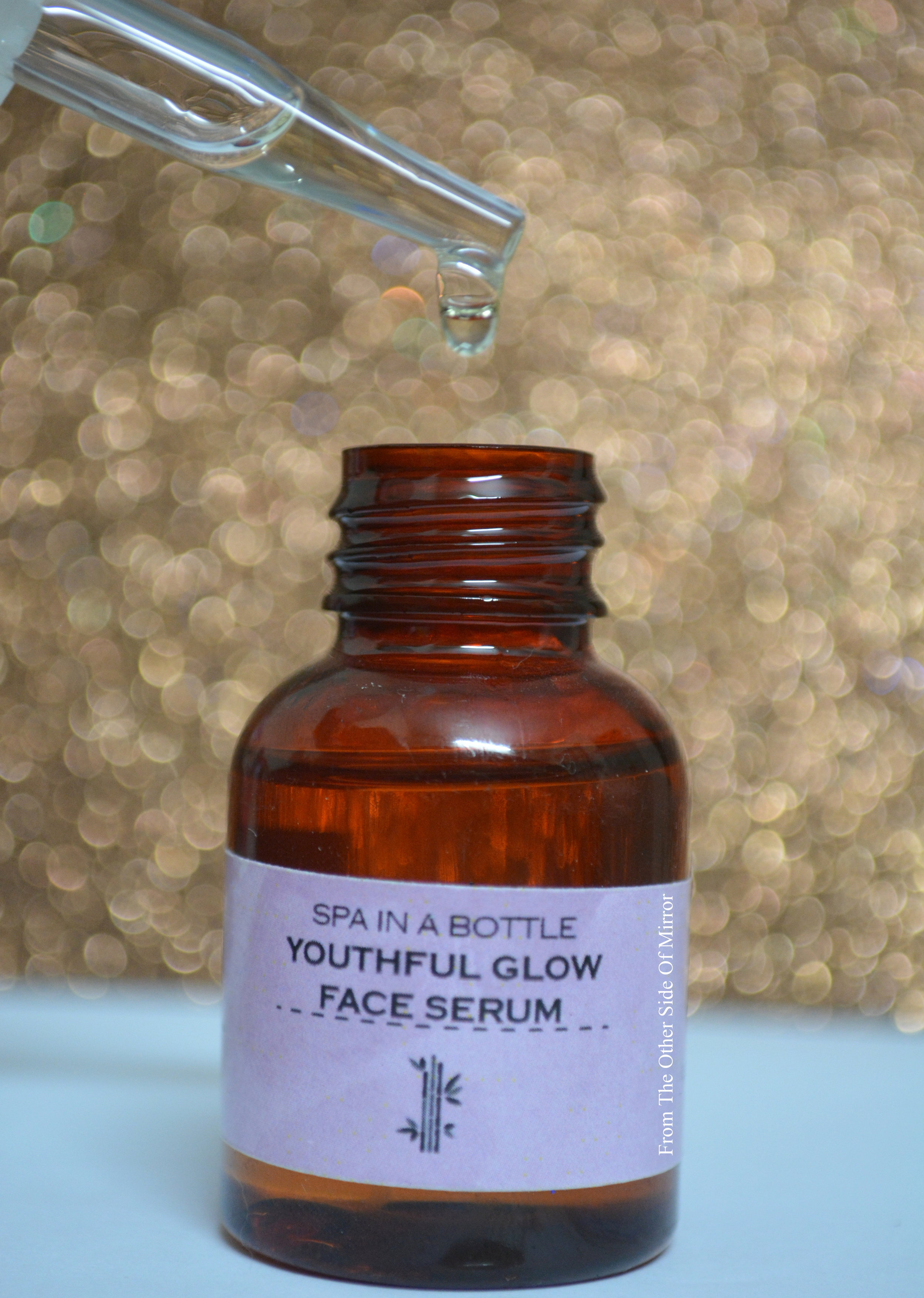 Spa in A Bottle - Youthful Glow Face Serum