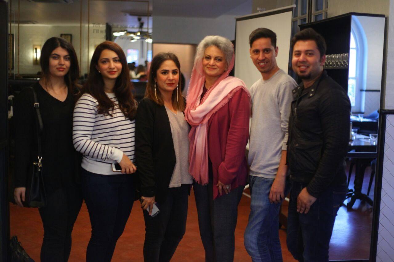 Team Depilex with Masarrat Misbah