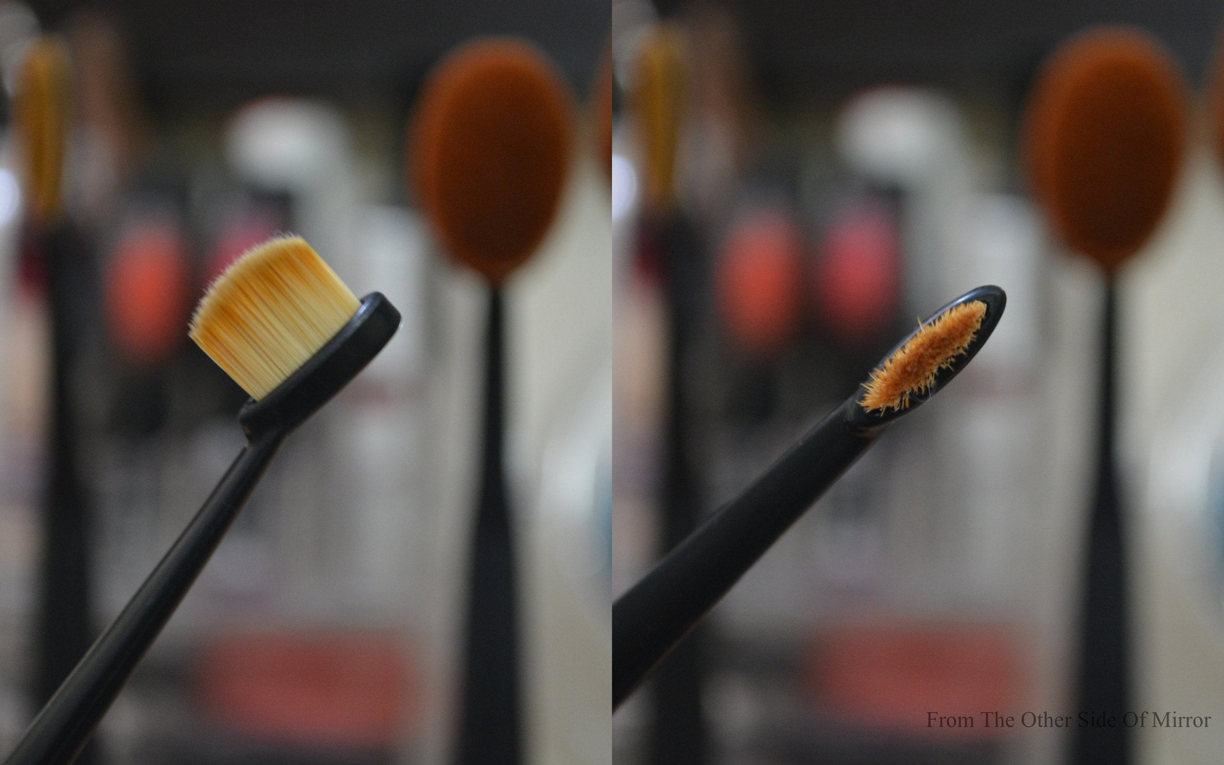 Small Contour/Liner Brush
