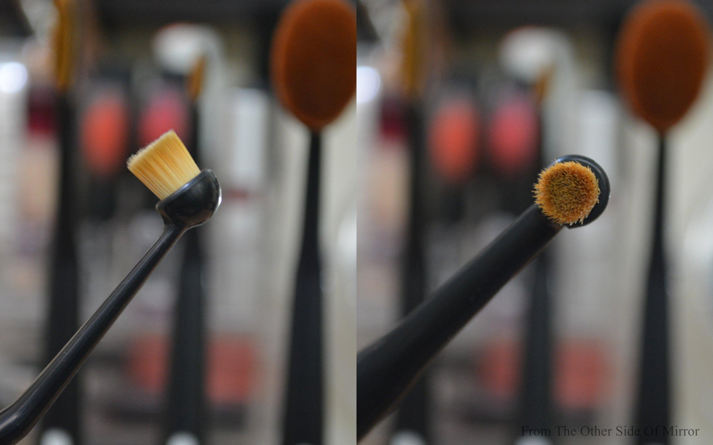 Round Blender Brush