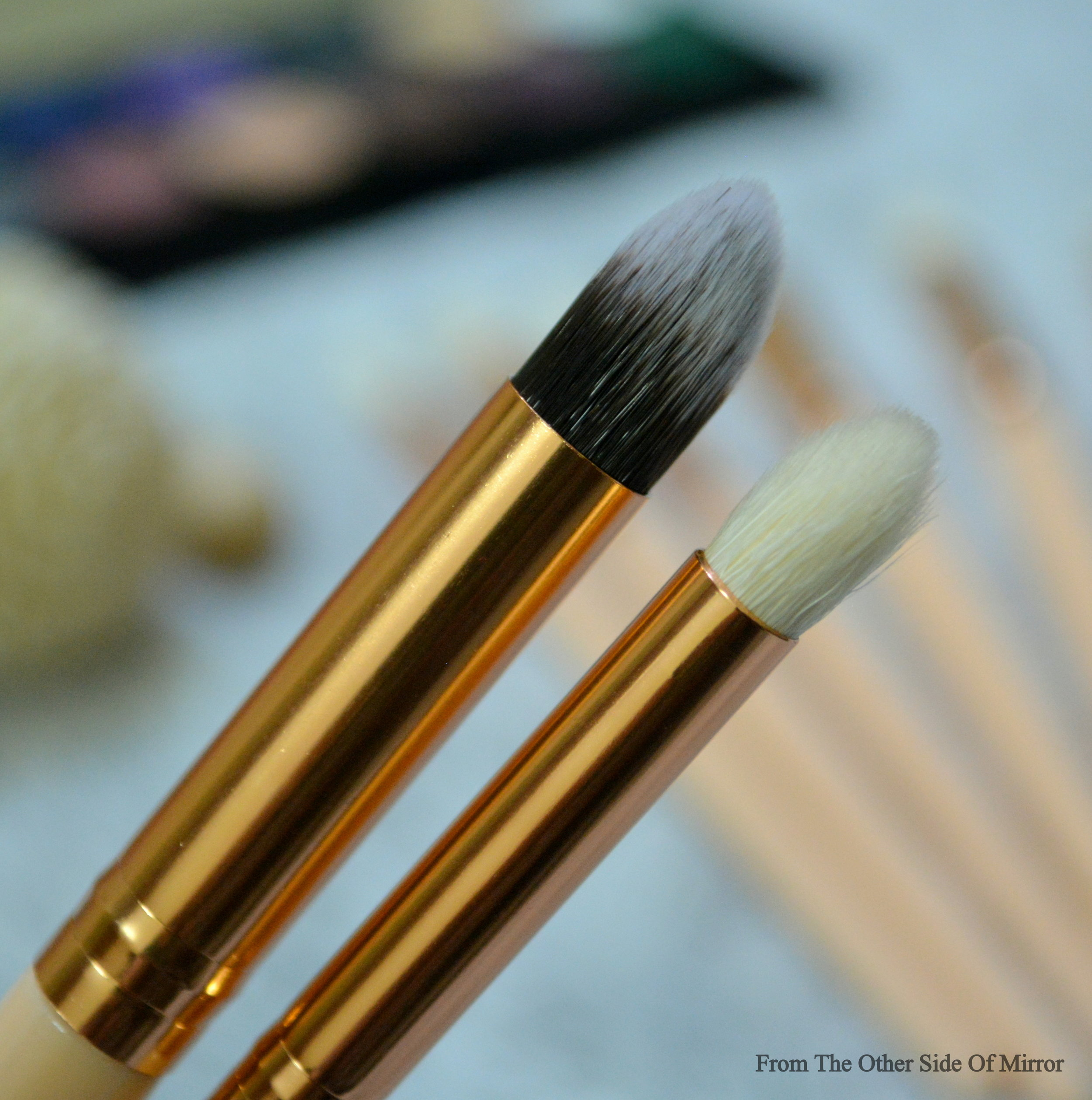 The Precison Brushes
