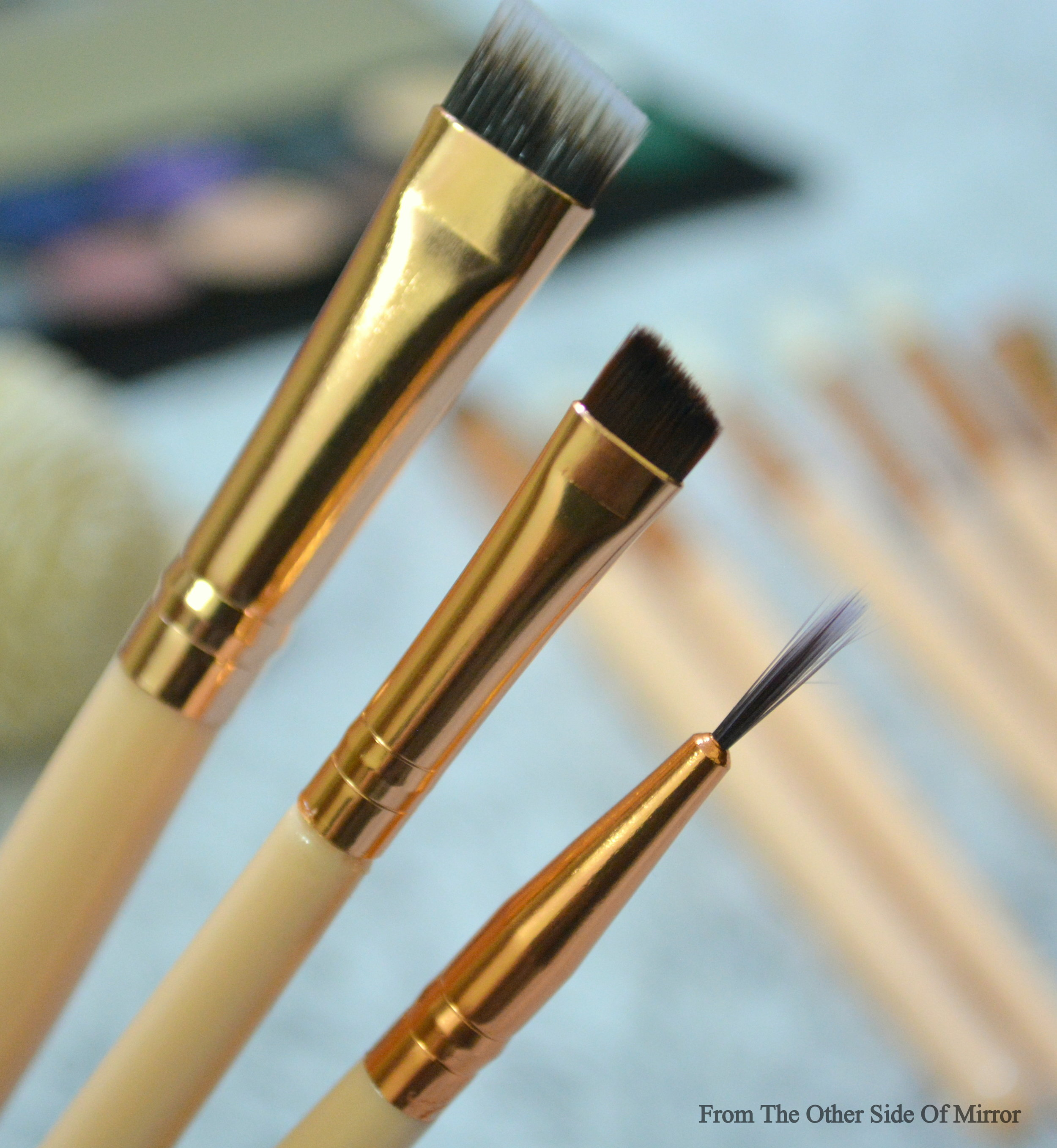 Eye Liner Brushes