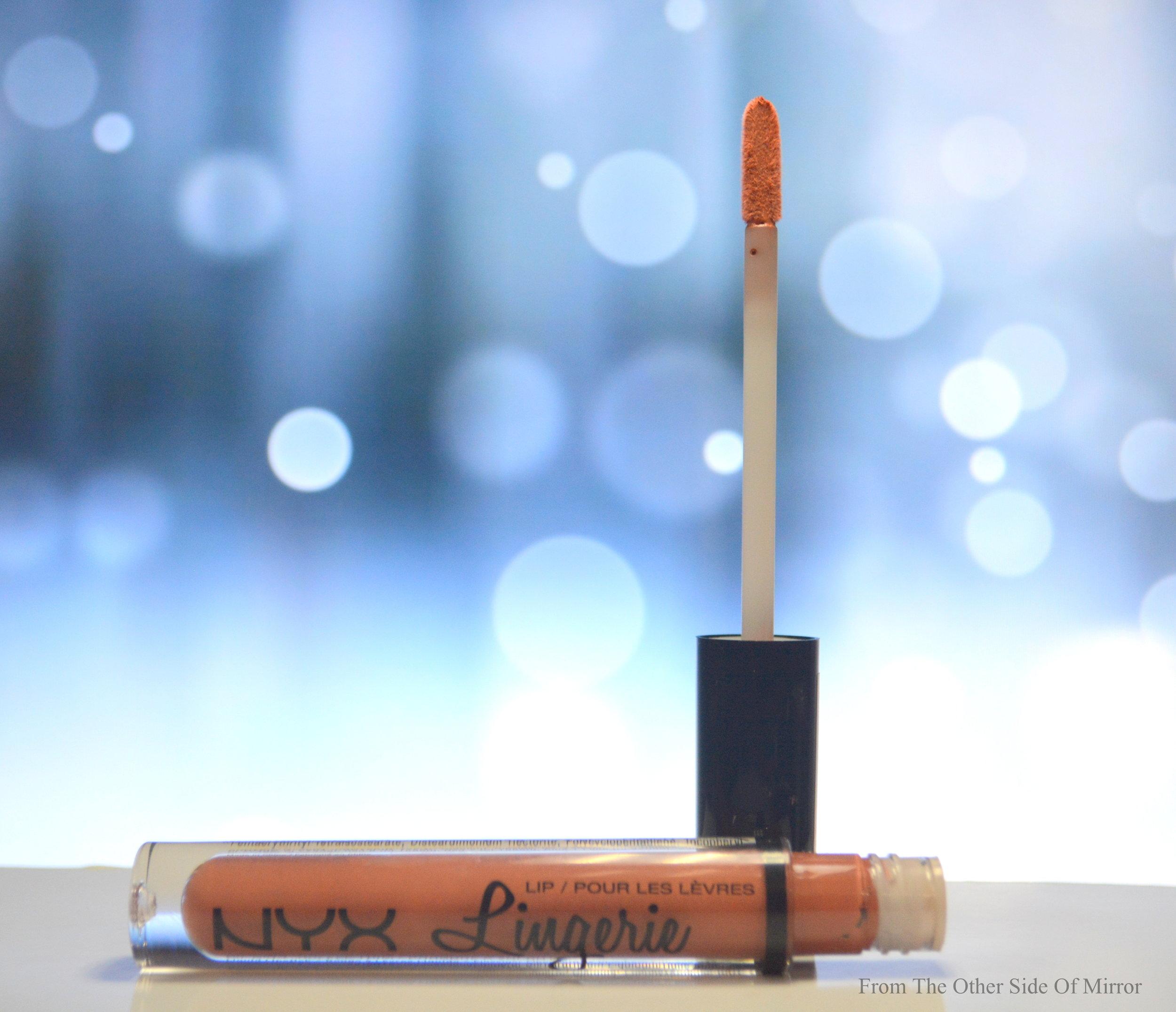 NYX Lip Lingerie- Ruffle Trim