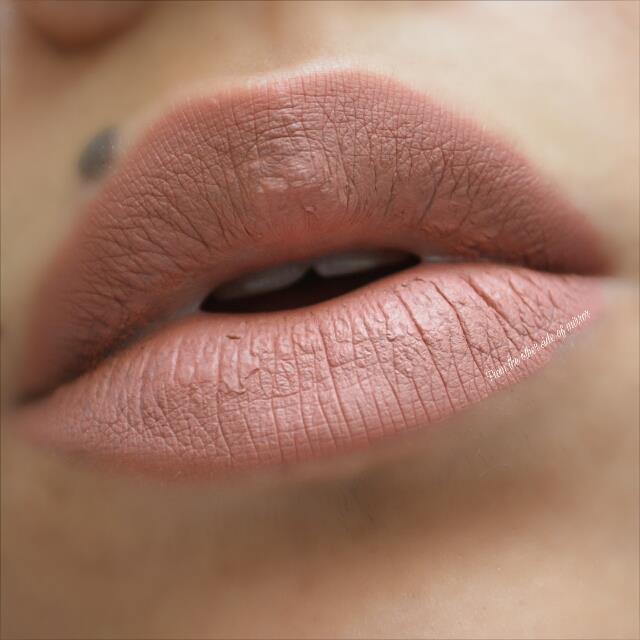 NYX Lip Lingerie- Ruffle Trim (Lip Swatch)