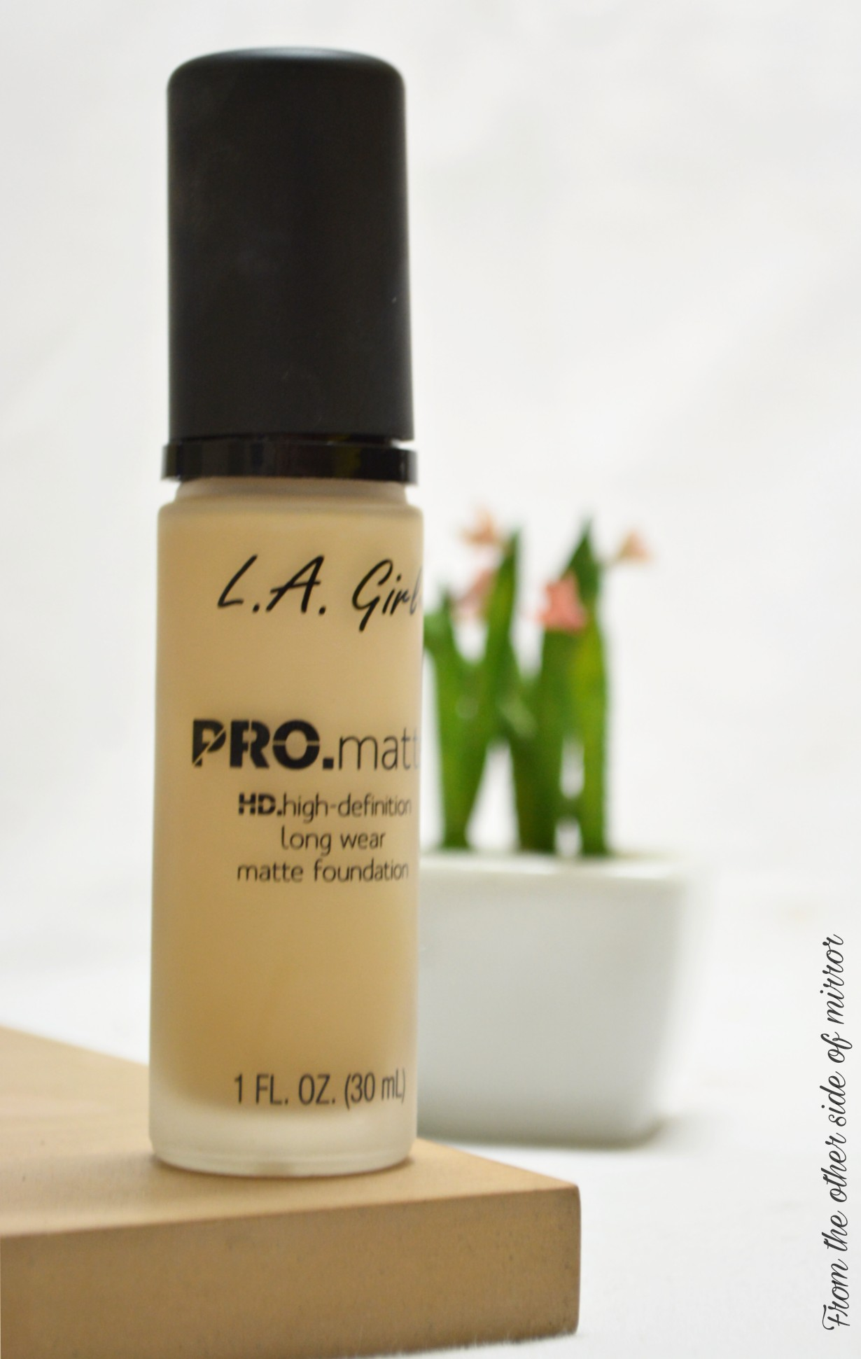 L.A Girl Pro Matte HD Long Wear Matte Foundation