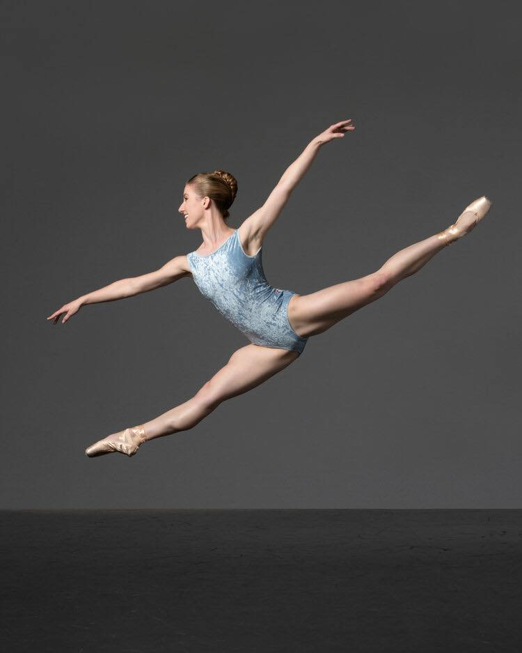 Emily Elwell Butler University Class of 2017 City Ballet of San Diego