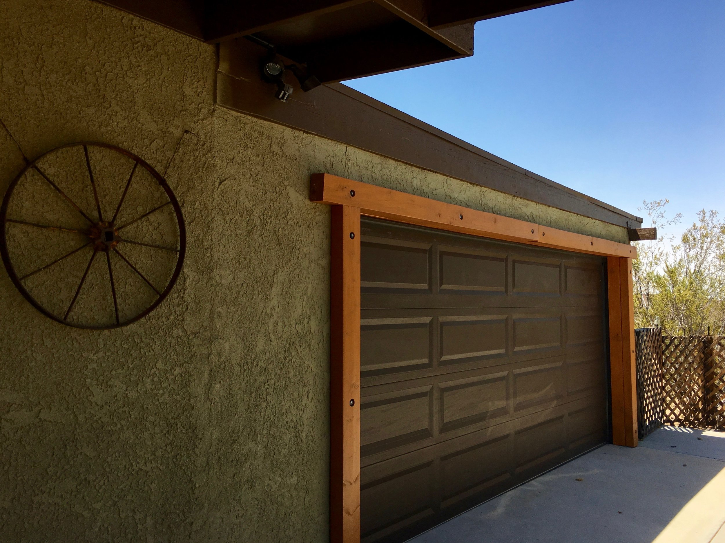 Pine Spring Double Garage