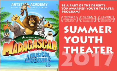 Hi-Desert Cultural Center Summer Youth Theater 2017 - Rent29.com