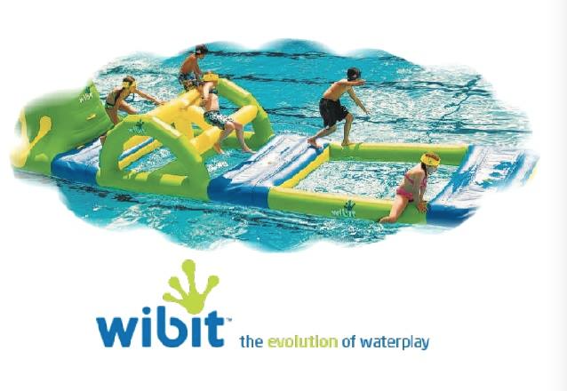 wibit at luckie park pool summer 2017 - Rent29.com