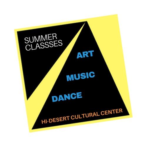 Hi-Desert Cultural Center Summer Class - by Rent29.com