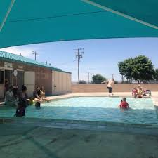 Luckie Park Pool, Twentynine Palms CA shared by Rent29.com ~ Lucky Park