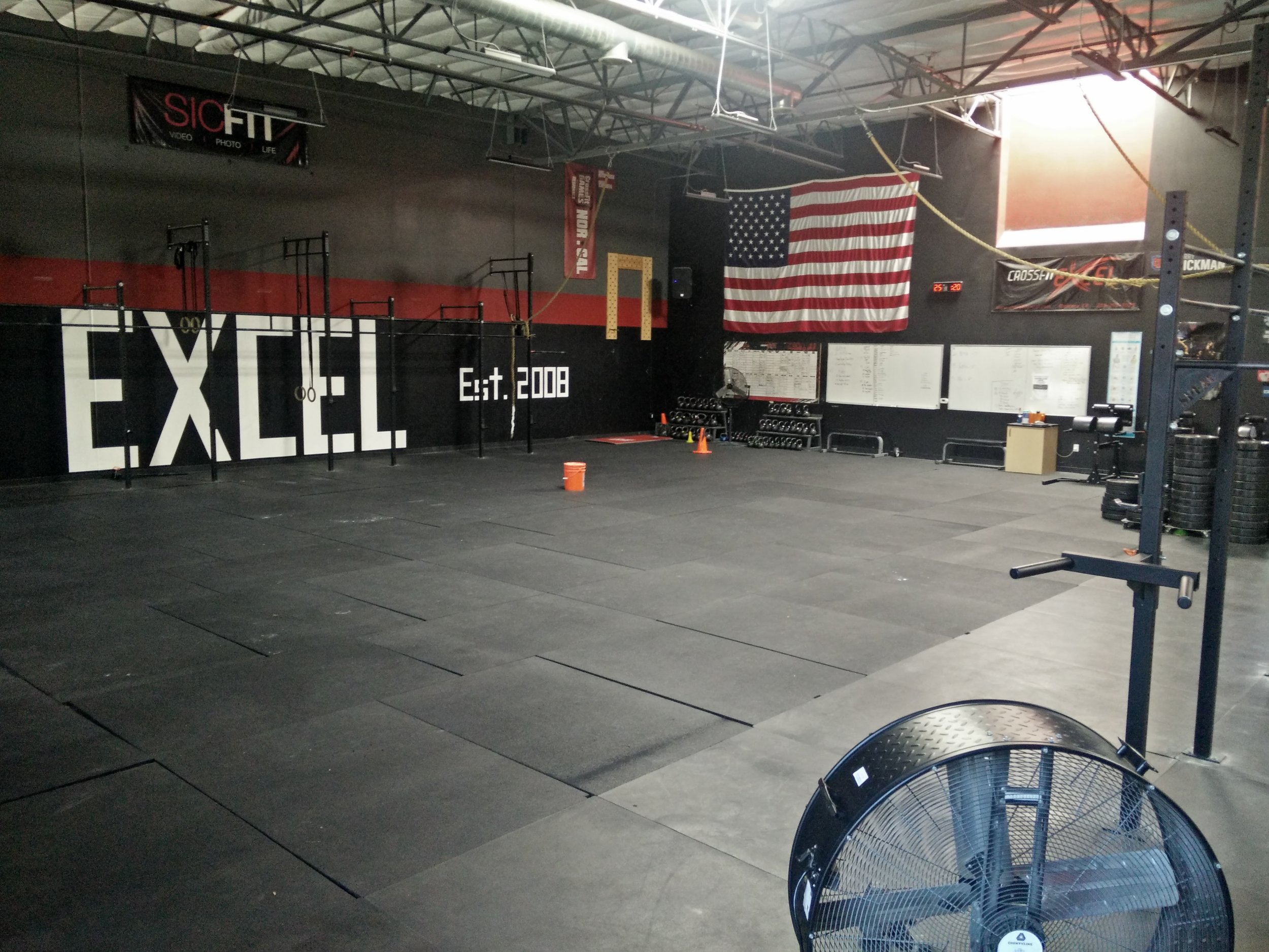 Training Floor