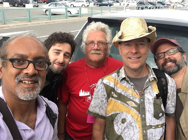 @lftrfolkfest thanks for the invite to Red Rock! We had a great time!! Special thanks to Frank who brightened our day.