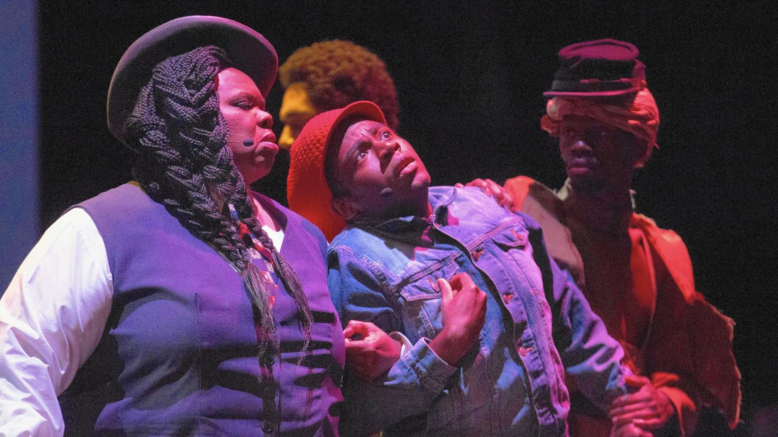 Dramatic power of George Lewis' AACM opera uneven, but music keeps it's hold