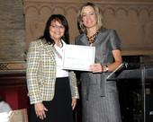 Jones NY Winner Presented by Dee Dee Myers