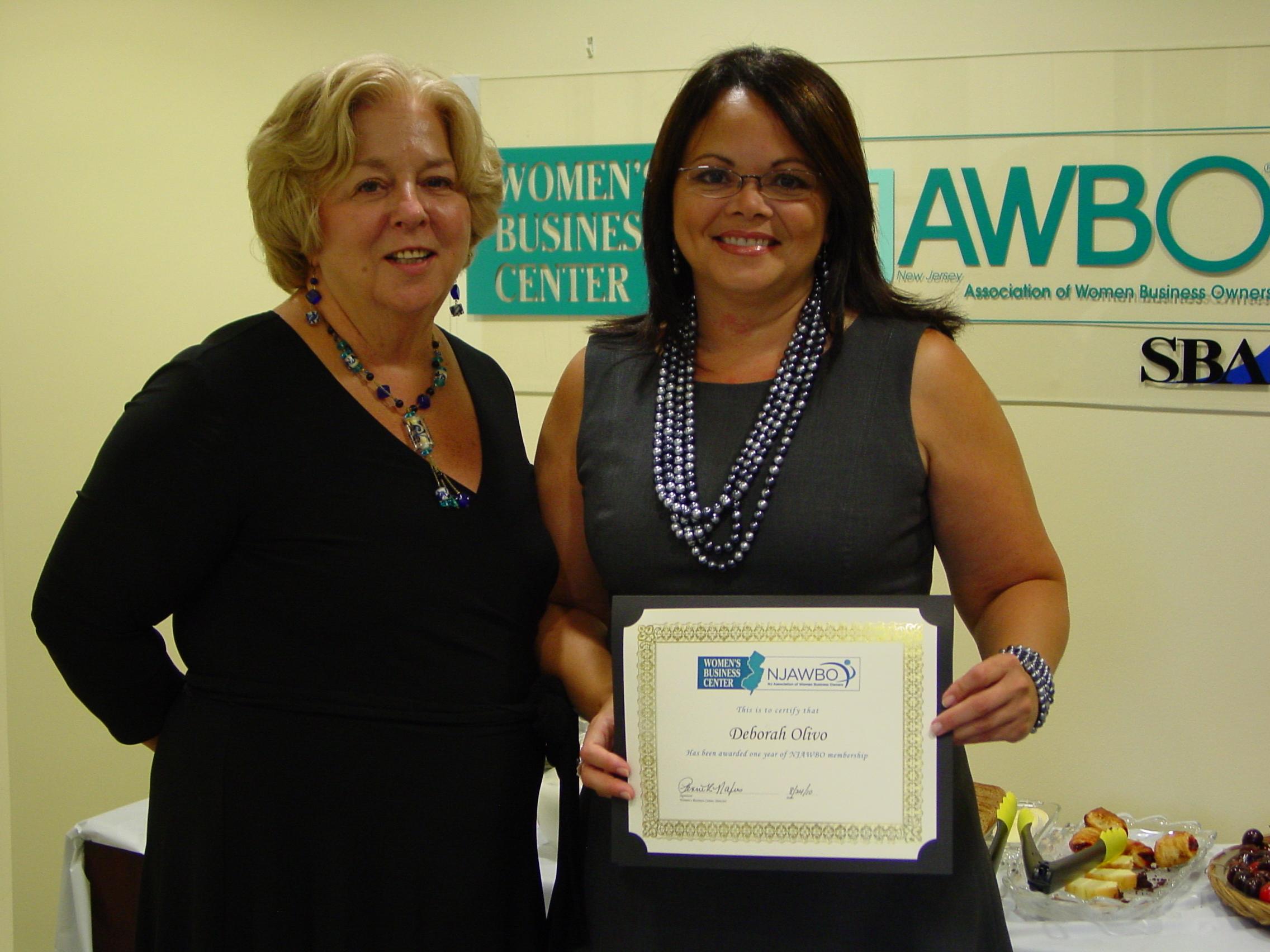 New Jersey Business Development Grant Winner