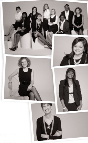 Jones NY Empowerment Fund Grant Winners, were featured in ELLE, O Magazine and Real Simple