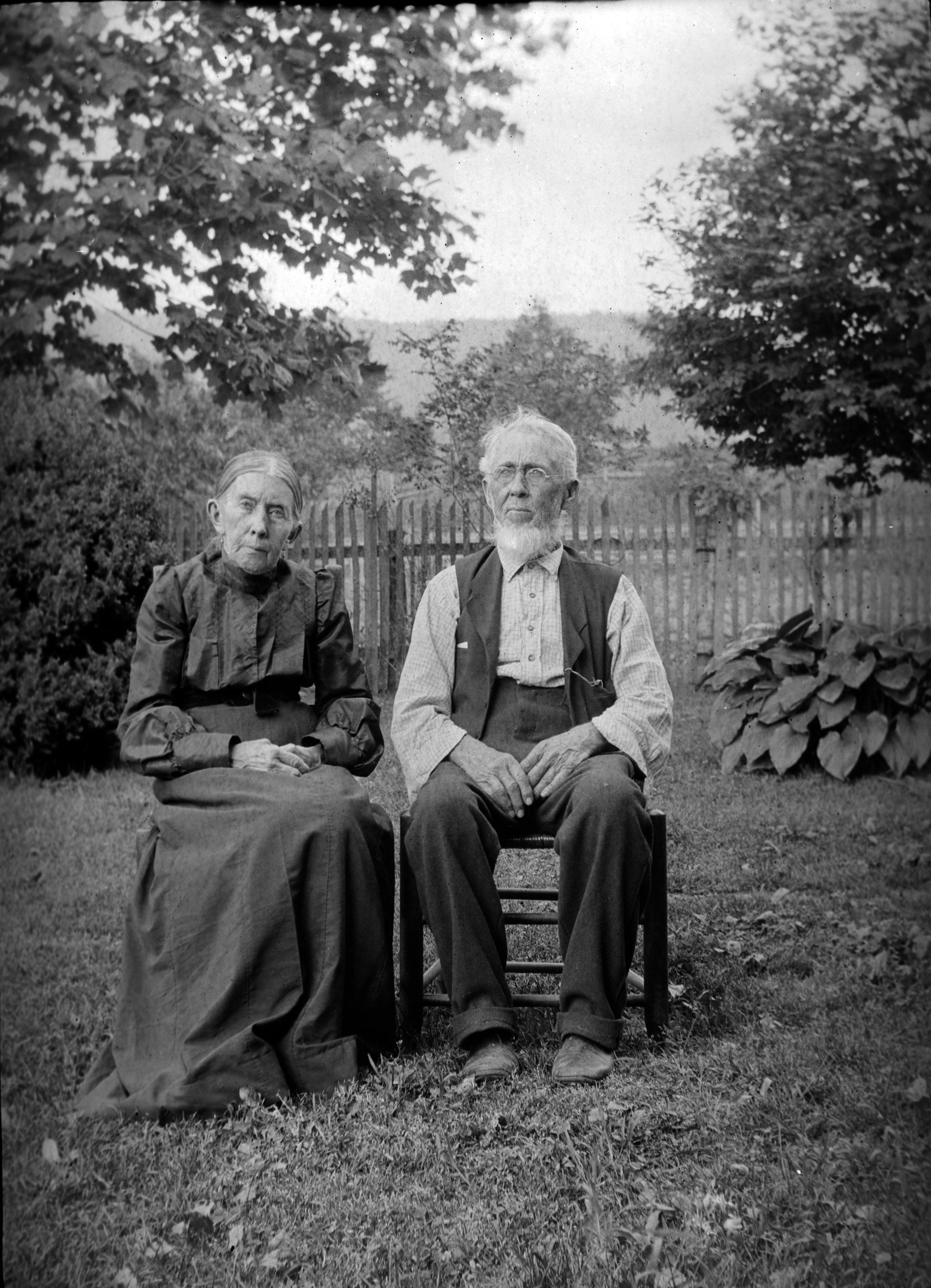 Alexander & Mary Josephine Ketner