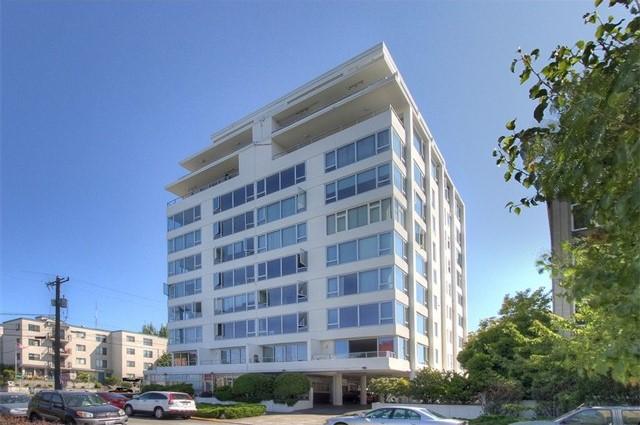415 W Mercer St #503, Seattle, WA   $278,000