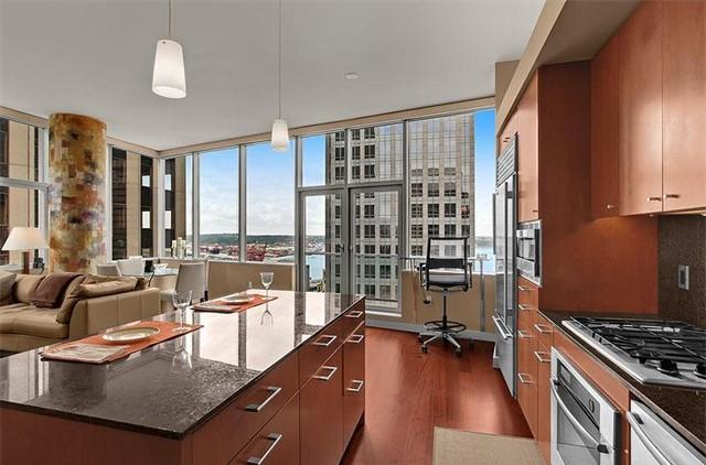 909 5th Ave #2000, Seattle, WA   $420,000