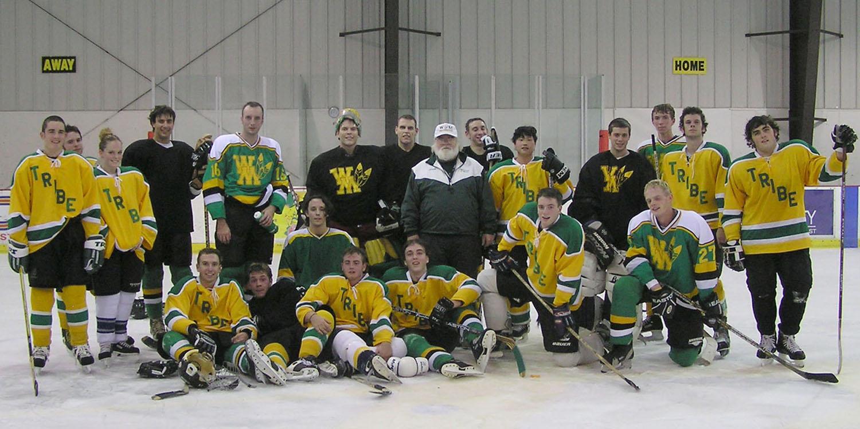 Winner: Alumni - October 16, 2004 - Hampton Roads IcePlex