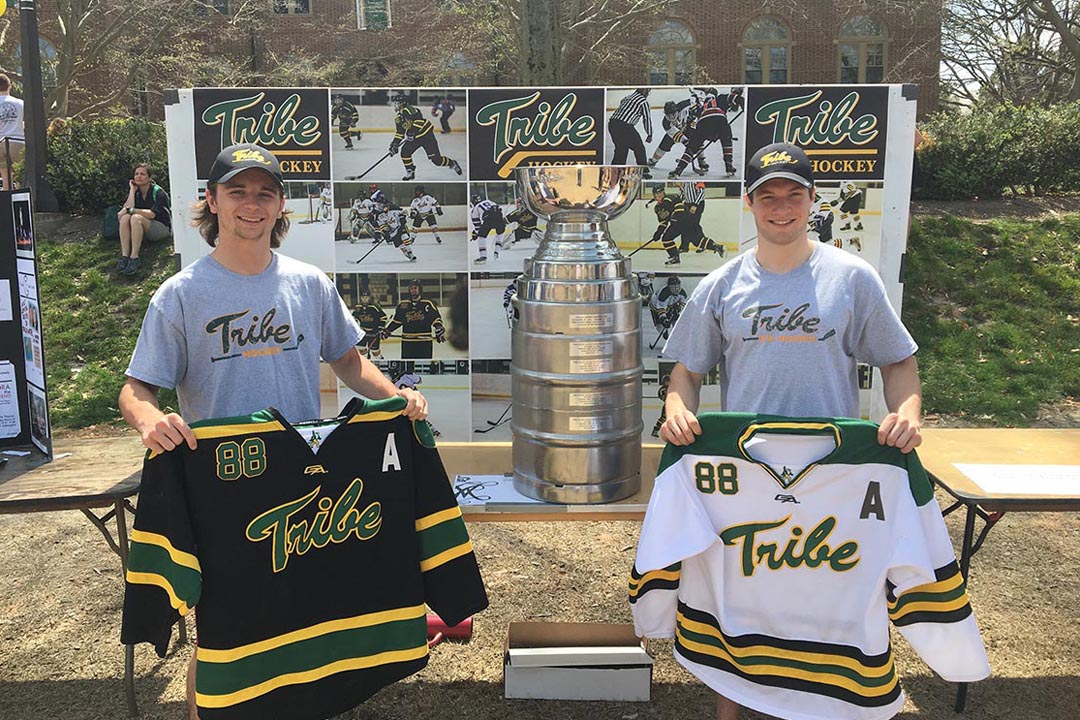 Jake Kisch '20 and George Andros '19