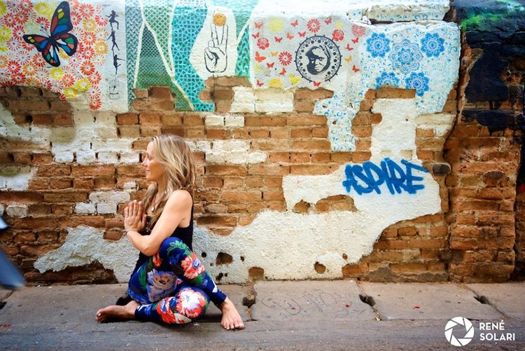 Yoga Teacher, Co-founder of Yogamour and director of the Global Seva Projects