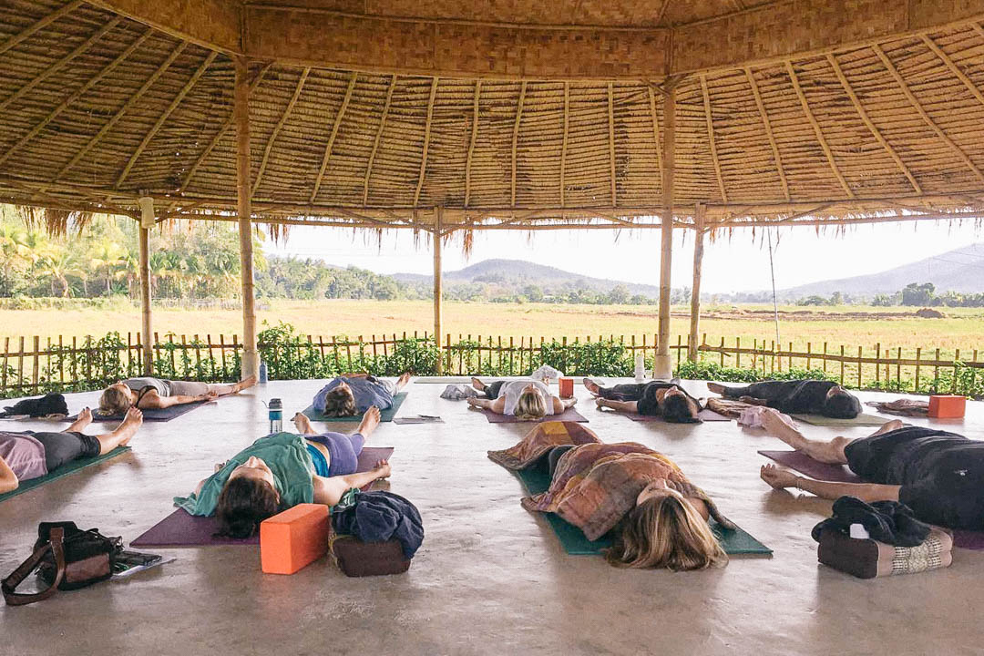 Yogamour Global Wellness in Action Chiang Mai Yoga Retreat