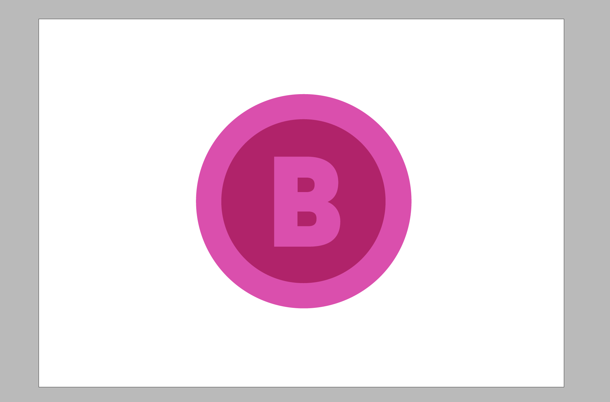 Your White items will look magenta, but that is for display only. It will not affect the final design.