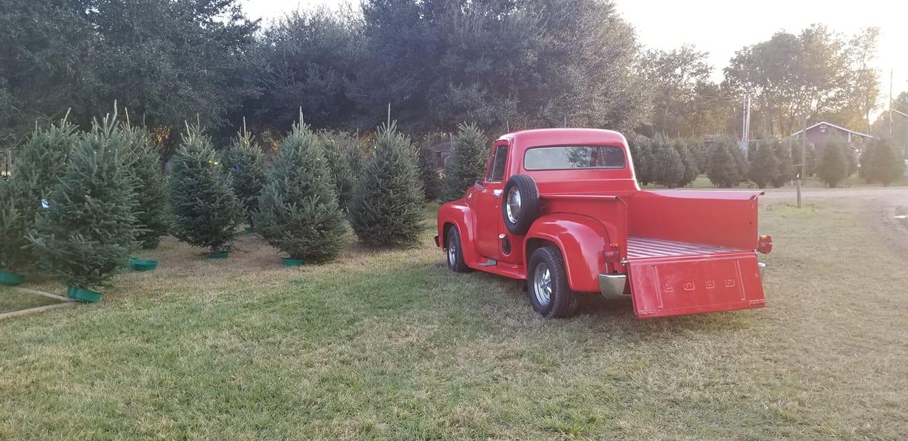 Truck available for rental from  Brandon Borden